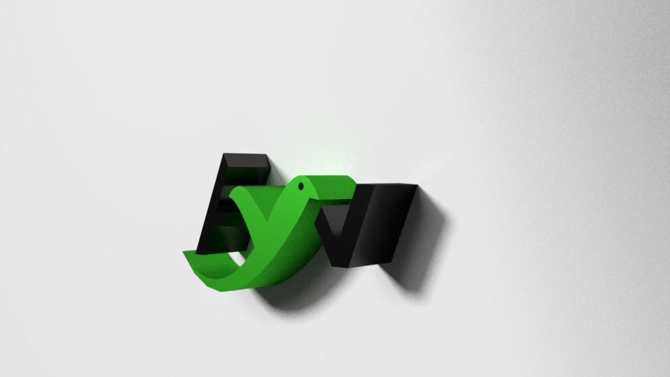 ayn 3d logo