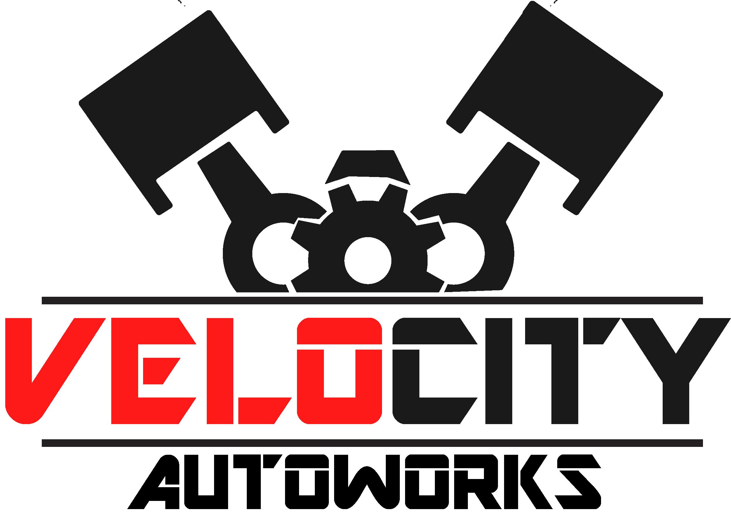 Velocity logo minimized colored