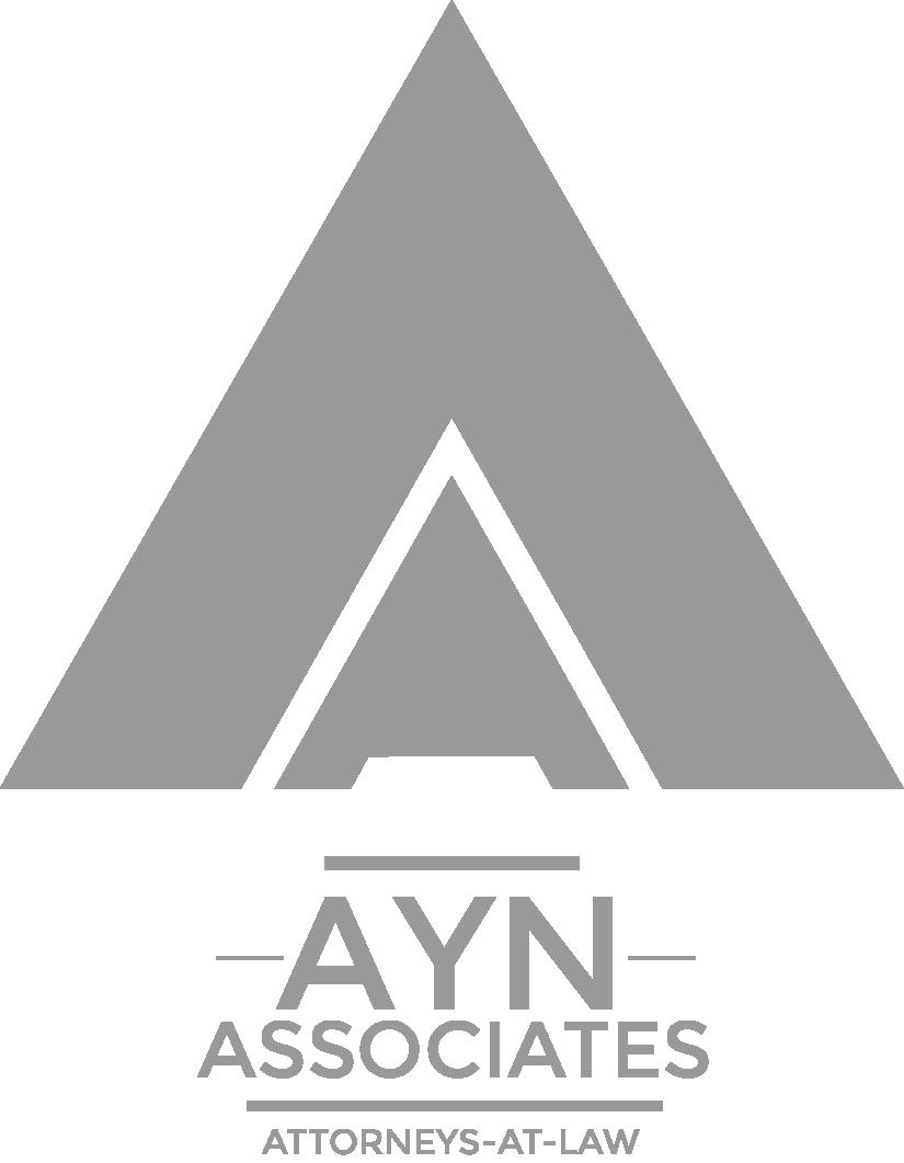 ayn associates logo grey