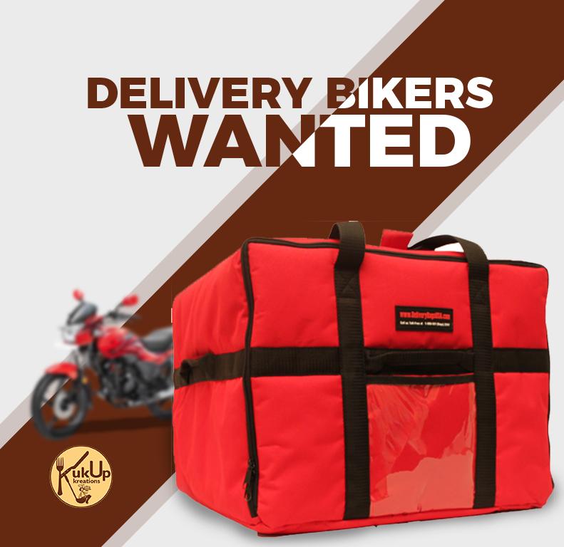 biker ad